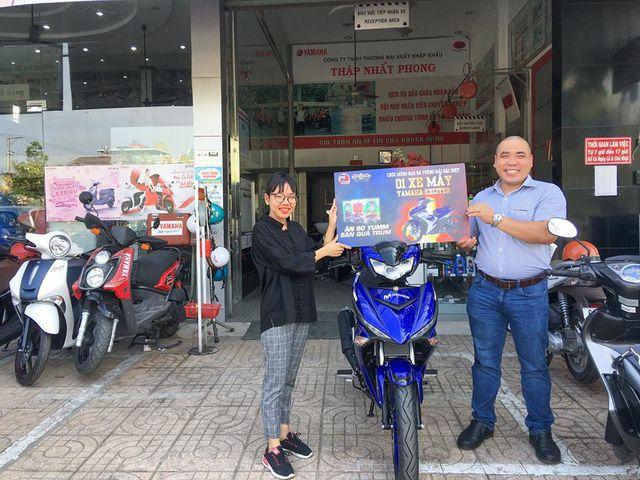 Hướng dẫn chơi Ăn So Yumm - Săn quà trùm để nhận xe máy Yamaha Exciter (3)