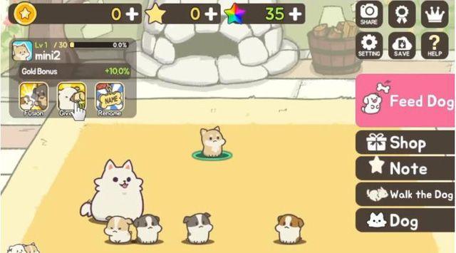 Top 5 game mobile cực hay và hấp dẫn cho những người yêu chó (4)