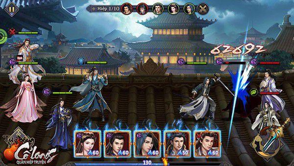 Top game mobile online hay mới ra mắt tại Việt Nam tháng 10/2018 (1)