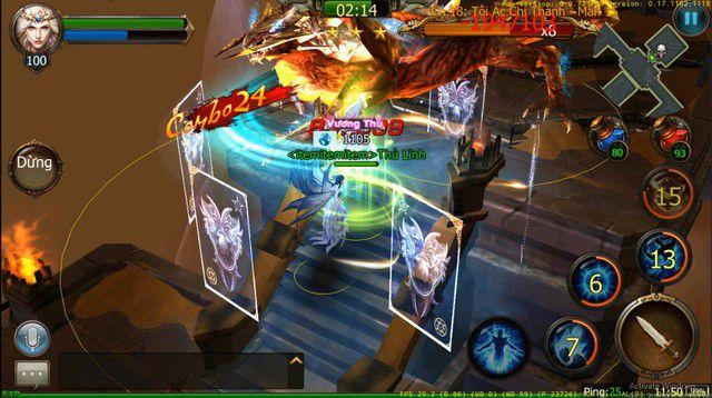 Top game mobile online hay mới ra mắt tại Việt Nam tháng 10/2018 (3)