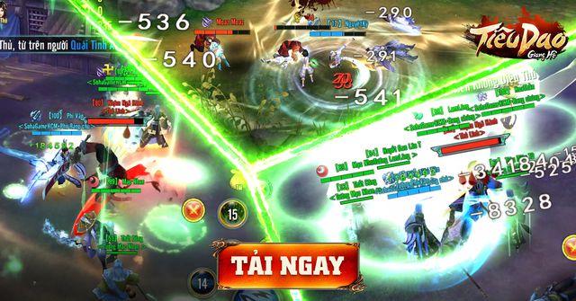 Top game mobile online hay mới ra mắt tại Việt Nam tháng 10/2018 (8)