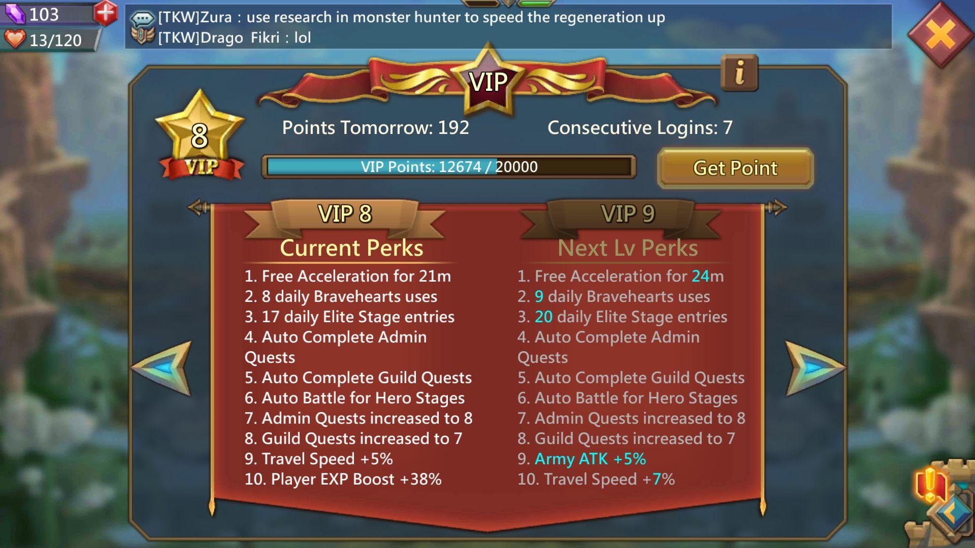 Hướng dẫn chiến thuật cơ bản của tân thủ Lords Mobile | Mẹo chơi (2)