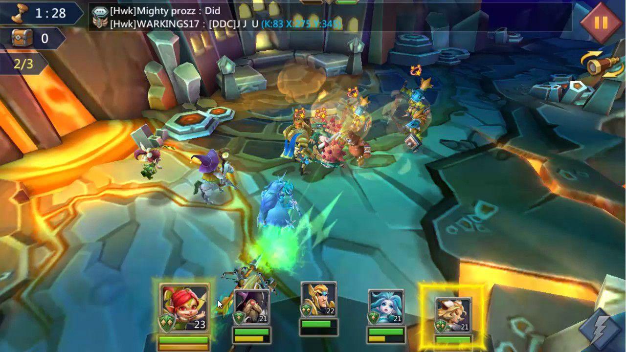 Hướng dẫn chiến thuật cơ bản của tân thủ Lords Mobile | Mẹo chơi (4)