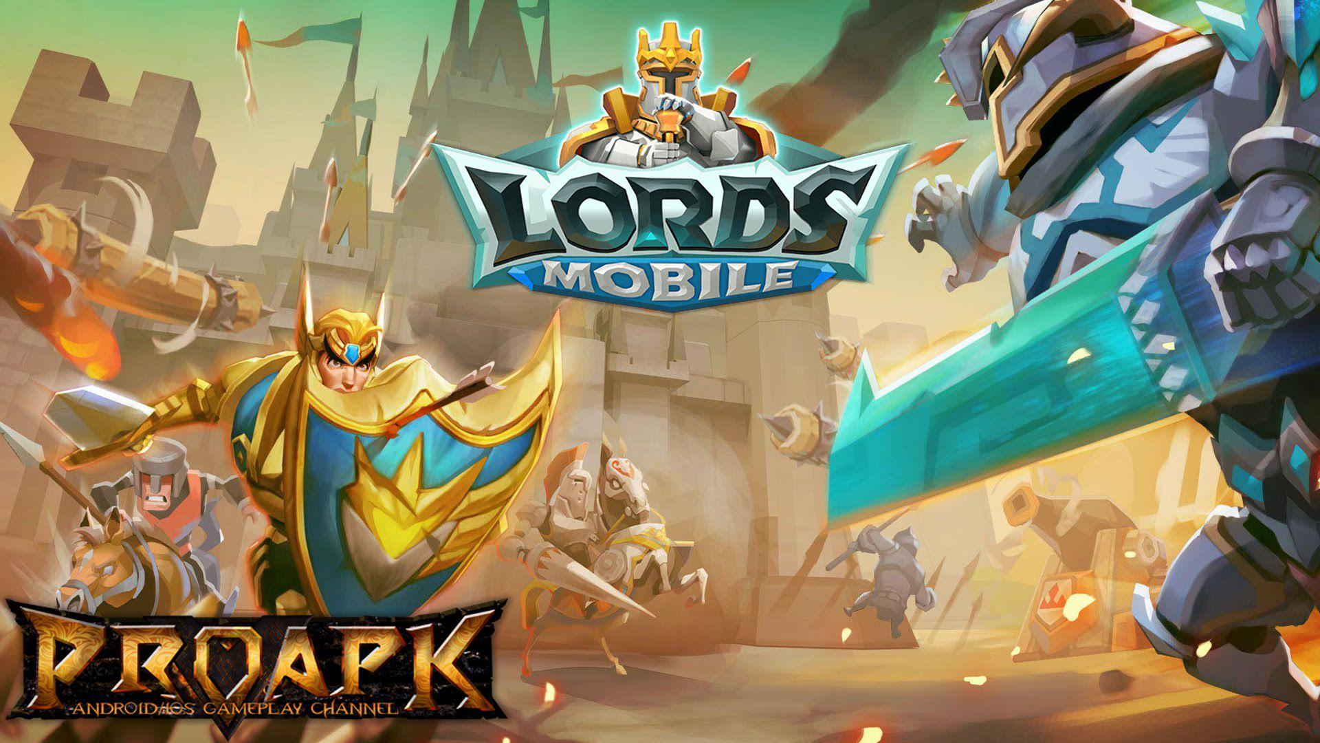 Hướng dẫn chiến thuật cơ bản của tân thủ Lords Mobile | Mẹo chơi (1)