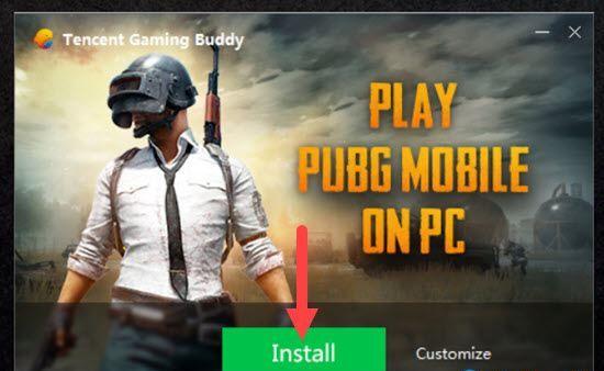 Hướng dẫn chơi PUBG Mobile Việt Nam bằng phần mềm giả lập (1)