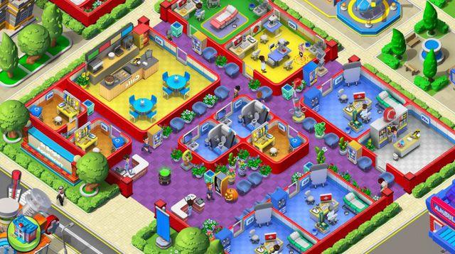 Dream Hospital: Game mô phỏng chiến lược xây dựng & quản lý bệnh viện (1)