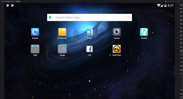 Hướng dẫn chơi game Brawl Stars trên PC bằng giả lập Nox (3)