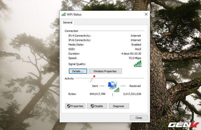 Khắc phục lỗi Wi-Fi Windows 10: chấm than, bị mất kết nối, không truy cập ... (12)