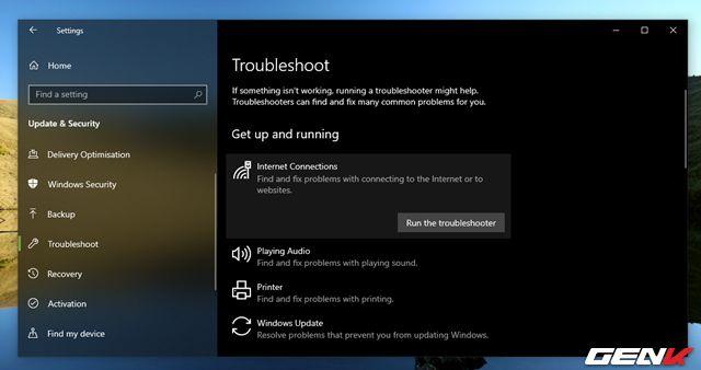 Khắc phục lỗi Wi-Fi Windows 10: chấm than, bị mất kết nối, không truy cập ... (5)
