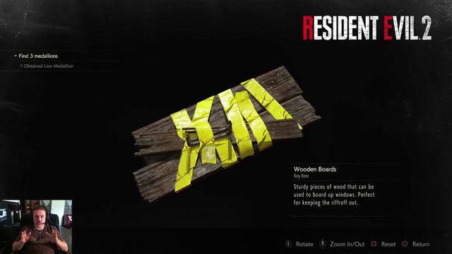 Làm thế nào để sống sót lâu hơn trong Resident Evil 2 Remake? (5)