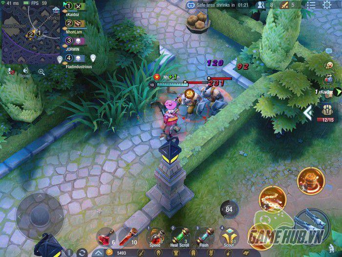 Tổng hợp 10 cách leo rank Survival Heroes nhanh và hiệu quả cho tân thủ (2)