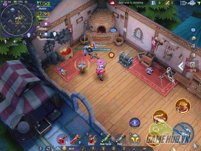 Tổng hợp 10 cách leo rank Survival Heroes nhanh và hiệu quả cho tân thủ (4)