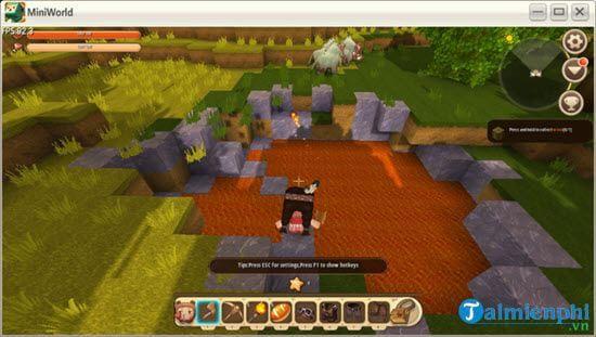 15 mã map code Mini World Block Art giúp tạo địa hình riêng biệt thú vị (7)