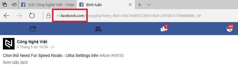 Cách tải video trực tiếp trên facebook về máy tính cực đơn giản (2)
