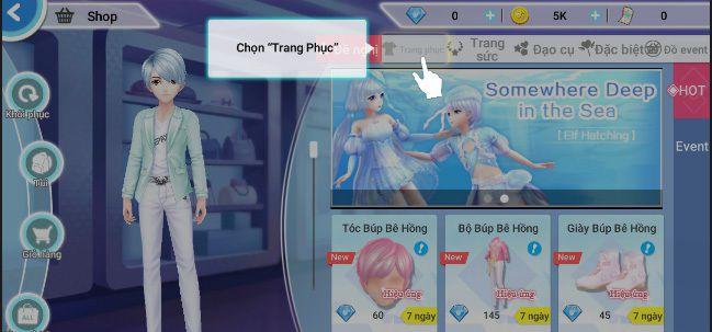 Hướng dẫn cách chơi Au 2 Mobile cho người mới cực đơn giản (4)