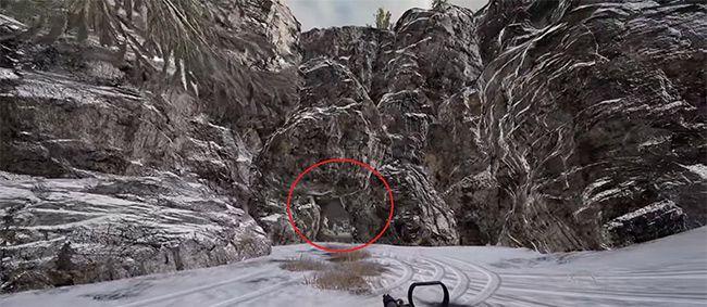 Hướng dẫn cách đi vào hầm bí mật của bản đồ Vikendi PUBG Mobile (4)