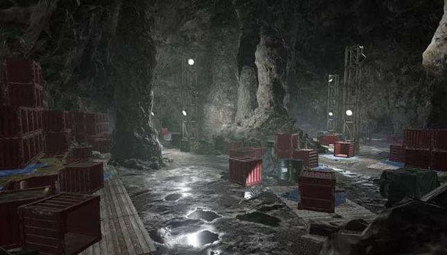 Hướng dẫn cách đi vào hầm bí mật của bản đồ Vikendi PUBG Mobile (5)