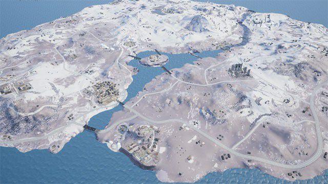 Mẹo chơi map tuyết Vikendi PUBG Mobile đạt TOP 1 game thủ cần nhớ (3)
