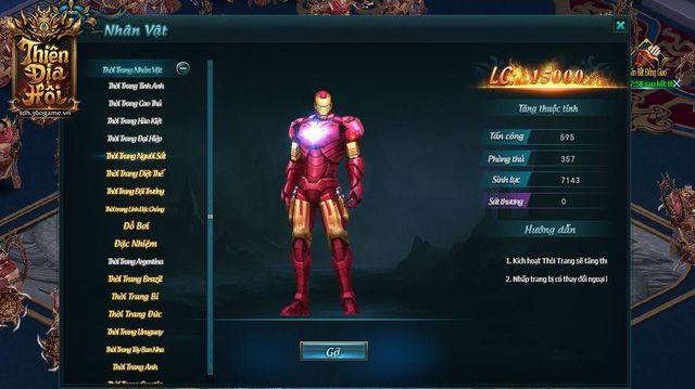 Thiên Địa Hội: Webgame bom tấn tái hiện Lộc Đỉnh Ký cập bến Việt Nam (2)