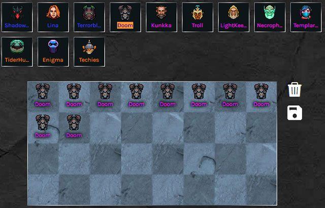 Top 10 tướng mạnh nhất được yêu thích khi chơi Dota Auto Chess (3)
