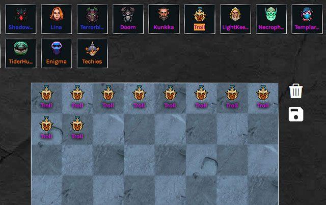 Top 10 tướng mạnh nhất được yêu thích khi chơi Dota Auto Chess (5)