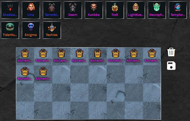 Top 10 tướng mạnh nhất được yêu thích khi chơi Dota Auto Chess (6)