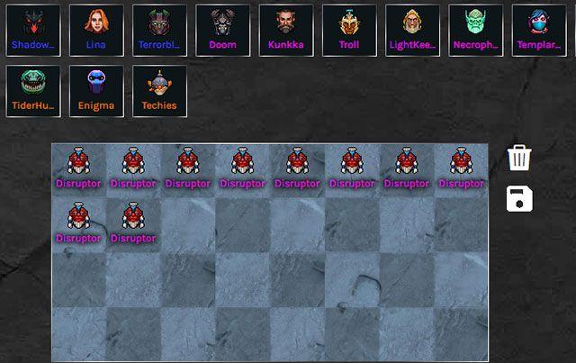 Top 10 tướng mạnh nhất được yêu thích khi chơi Dota Auto Chess (7)