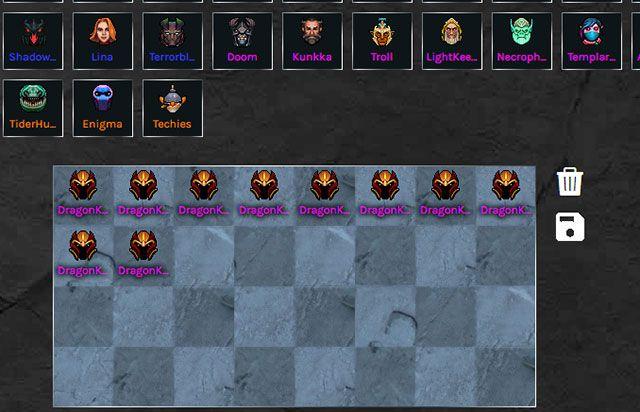 Top 10 tướng mạnh nhất được yêu thích khi chơi Dota Auto Chess (9)
