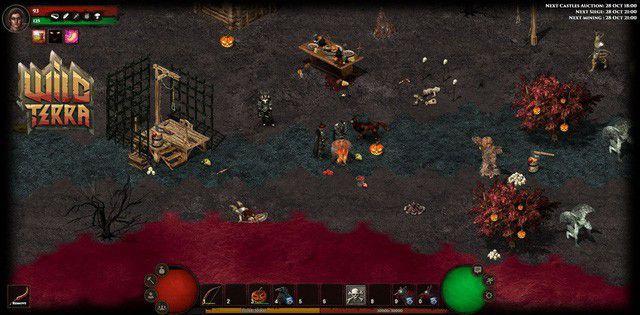 Wild Terra: Game online nhập vai kỳ quặc 'không NPC' chính thức free (2)