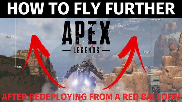 Cách lướt gió, di chuyển cực nhanh từ tháp bóng bay trong Apex Legends (2)