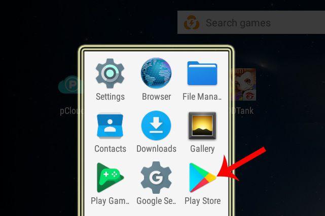 Cách tải và cài đặt Đấu Trường Vinh Quang bằng giả lập Android (1)