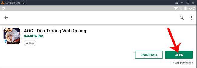 Cách tải và cài đặt Đấu Trường Vinh Quang bằng giả lập Android (5)