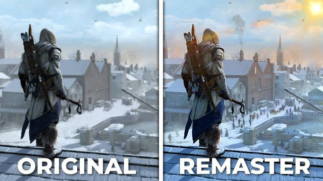 Cấu hình chơi game Assassin's Creed III Remastered tối thiểu và đề nghị (1)