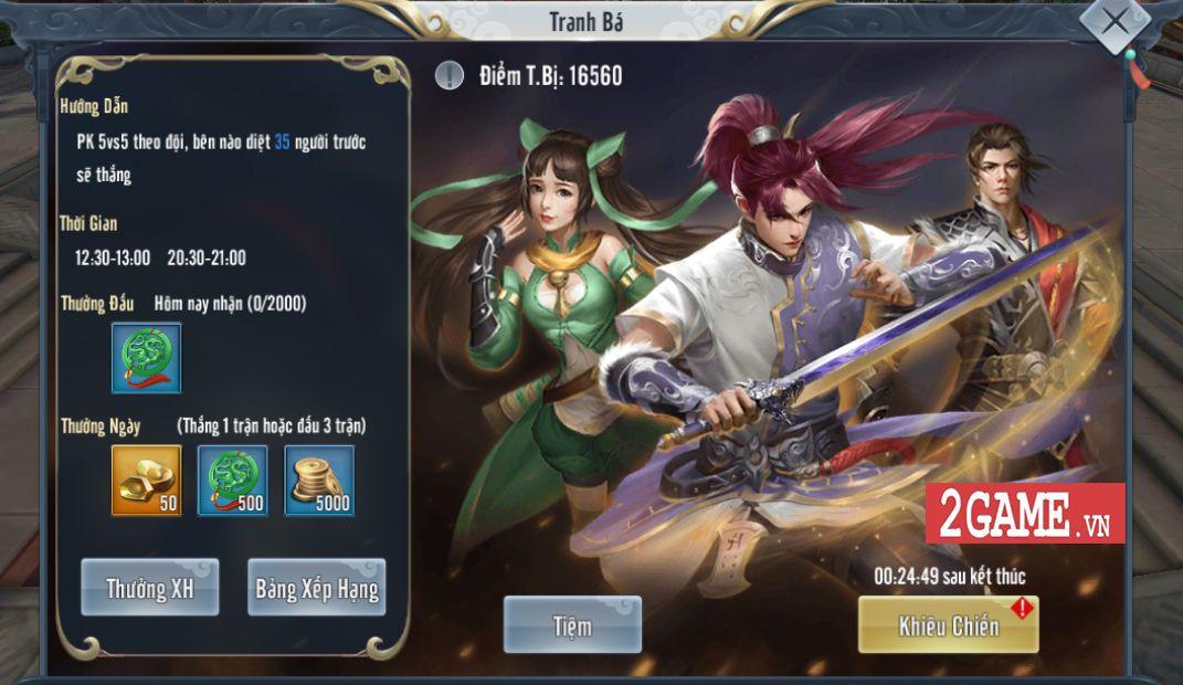Những hoạt động 'khó nhằn' trong game Thần Long Tam Quốc Mobile (3)