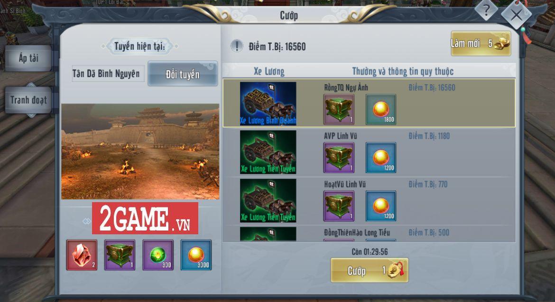 Những hoạt động 'khó nhằn' trong game Thần Long Tam Quốc Mobile (5)