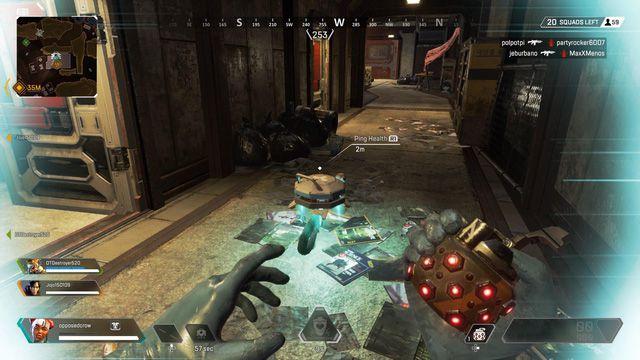 Tất tần tật về bác sĩ chiến trường Lifeline trong Apex Legends (3)
