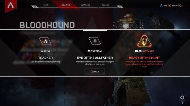 Tìm hiểu chi tiết về gã thợ săn tối thượng Bloodhound của Apex Legends (2)