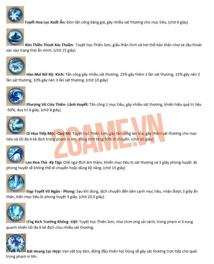 Tìm hiểu về các môn phái trong gameTân Thiên Long Mobile VNG (5)