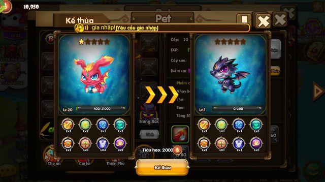 Cách chọn kĩ năng cho Pet để leo TOP dễ dàng trong Gun Gun Mobile (4)