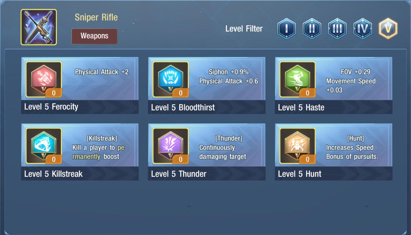Cách sử dụng vũ khí Nỏ Thần và kết hợp trang bị ngọc Survival Heroes (7)