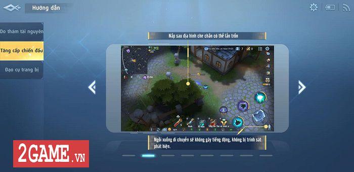 Mẹo chơi Survival Heroes Việt Nam cơ bản giúp tân thủ chơi dễ dàng hơn (7)