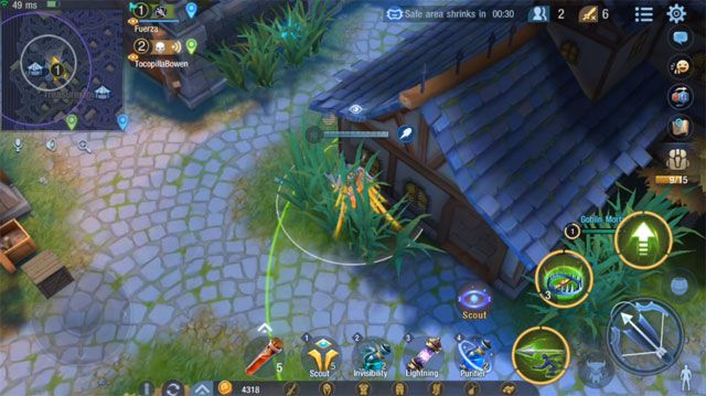 Những mẹo chơi game Survival Heroes hữu ích mà game thủ nên biết (1)