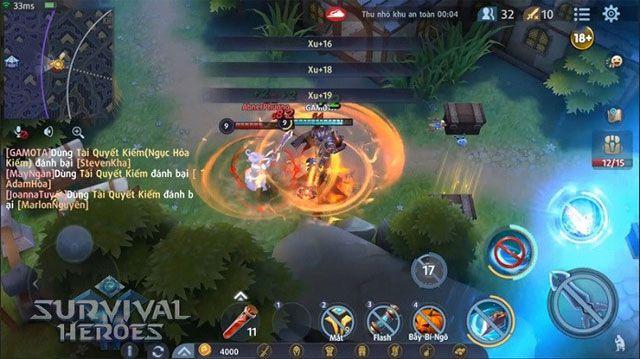 Những mẹo chơi game Survival Heroes hữu ích mà game thủ nên biết (3)