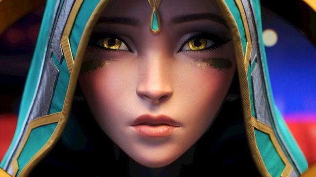 Những vị tướng có đôi mắt đẹp hút hồn trong Liên Minh Huyền Thoại (2)