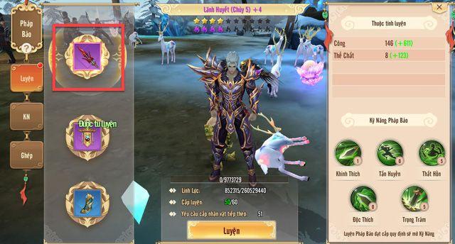 Cách chơi Thanh Thành theo hướng PK siêu bạo kích trong Thục Sơn Kỳ Hiệp Mobile (4)
