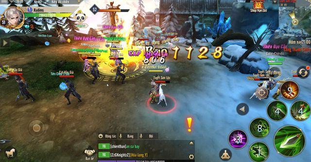 Cách chơi Thanh Thành theo hướng PK siêu bạo kích trong Thục Sơn Kỳ Hiệp Mobile (5)