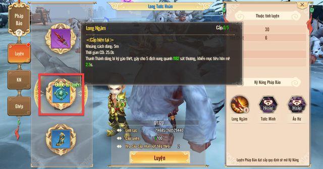 Cách chơi Thanh Thành theo hướng PK siêu bạo kích trong Thục Sơn Kỳ Hiệp Mobile (6)
