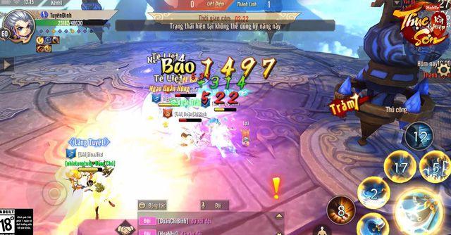 Cách chơi Thanh Thành theo hướng PK siêu bạo kích trong Thục Sơn Kỳ Hiệp Mobile (8)