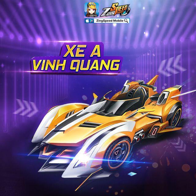 Top 3 mẫu xe xế hộp mới đẹp hút hồn cho các tay đua ZingSpeed Mobile (1)