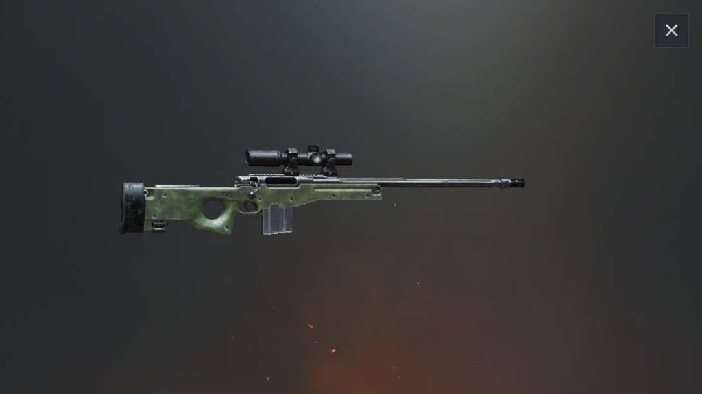 Top các loại súng bắn tỉa sniper mạnh nhất, tốt nhất trong PUBG Mobile (1)